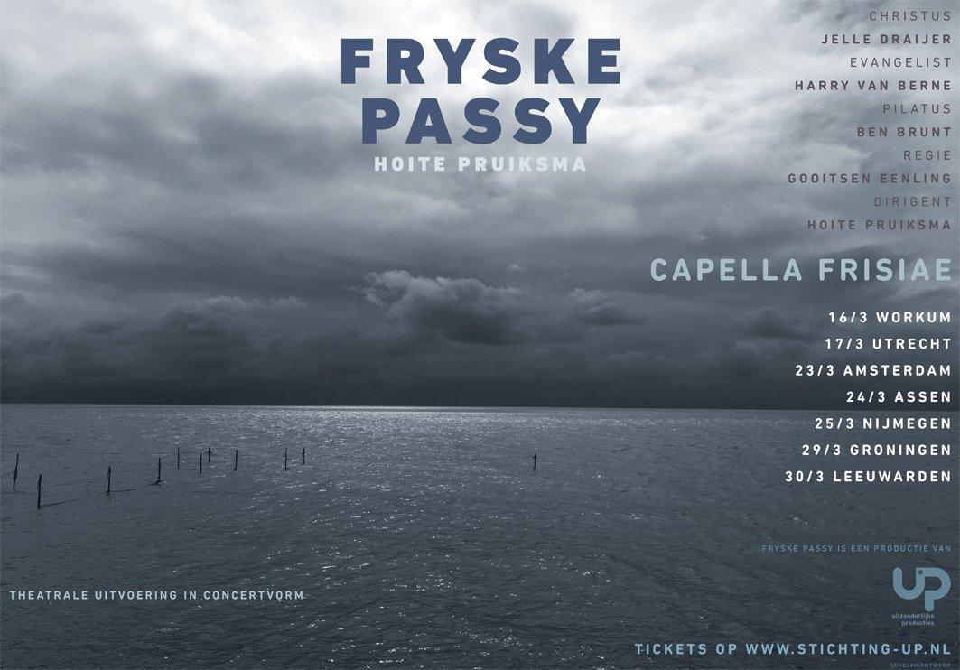 Fryske Passy 2018 — Stichting UP